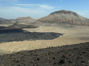 volcan Jebel Abyad