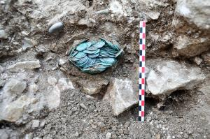 trésor médiéval abbaye Cluny