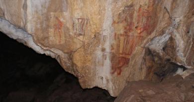 Grotte Kapova art rupestre paléolithique