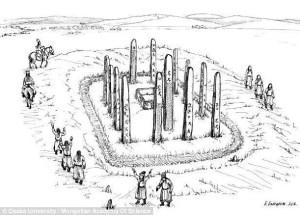 reconstitution-mausolée-gokturk-mongolie