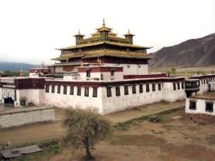 monastère bouddhique tibétain Samye