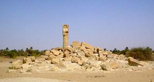 temple Tiye Soudan