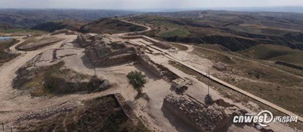 Chine: découverte d'une immense ville néolithique et de sa pyramide