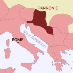 carte-panonnie-empire-romain