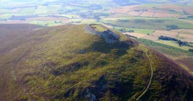 La plus grande cité picte d'Ecosse identifiée près d'Aberdeen