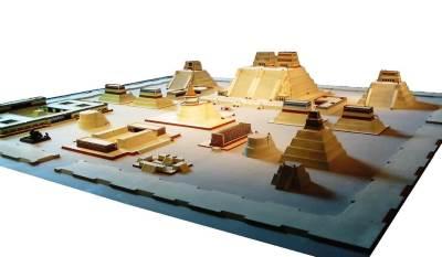 Centre cérémoniel aztèque de Mexico-Tenochtitlan
