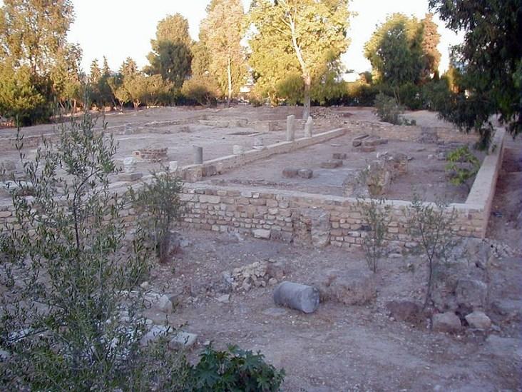 Cathedrale de Carthagena 1