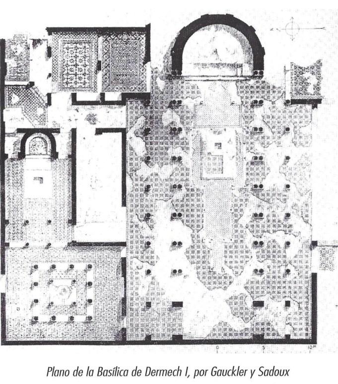 Eglise thermes d'Antonin
