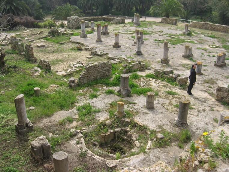 Eglise visite archeologique