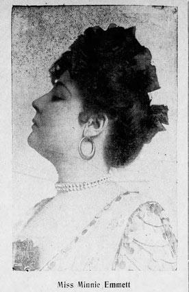 Minnie Emmett