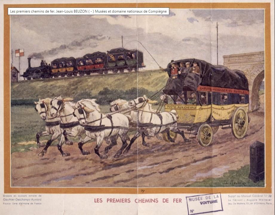 Atelier du Patrimoine #12 : Verneuil l'Etang et l'importance du train au XIXe siècle