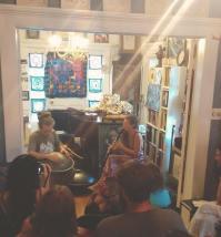 Living Room Concerts - Archer & Tripp