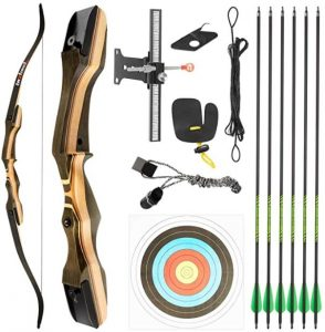 TIDEWE Recurve Bow – Best Recurve Bow for The Money