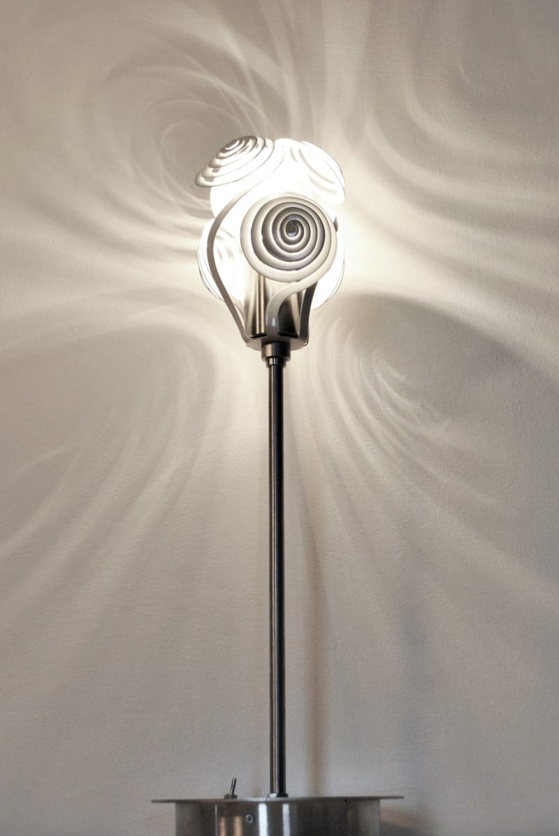 Spirals Desk Table Lamps Lighting Archerlamps