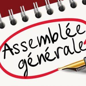 Assemblée Général 2020