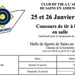 Read more about the article Mandat pour notre compétition salle des 25 & 26 janvier