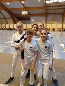 Championnats des hauts de France en salle – Jeunes