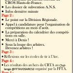 Read more about the article Lettre aux archers N°5