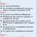 Read more about the article Lettre aux archers N°6