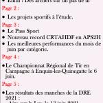 Read more about the article Lettre aux archers N°7