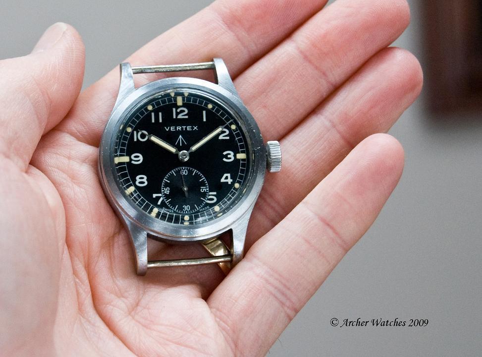 Vertex watch after