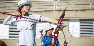 korea archery