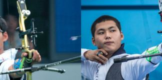 lee woo seok archery boy to man