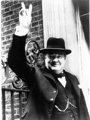 Winston Churchill: Inspiration for the Contemporary Tea Party?