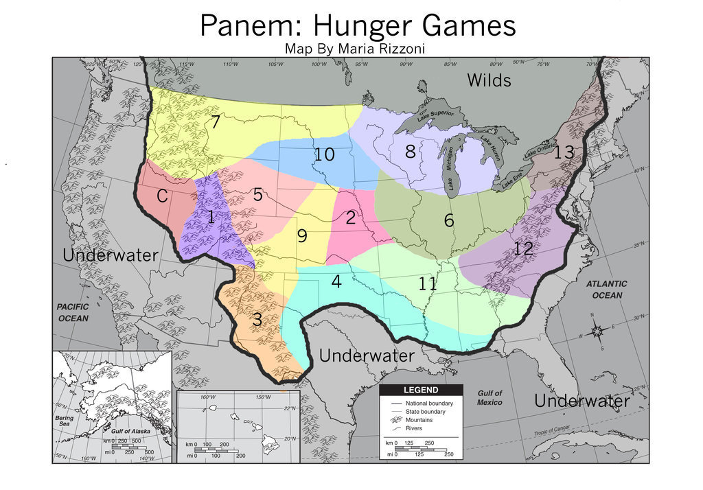 How Hunger District Many Are Games