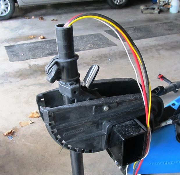 Trolling Motor Wiring As Well Trolling Motor All Up Wire Diagram