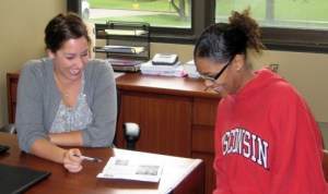 Career Development services are available to students.