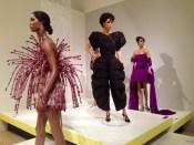 Designer (for garment on left): Ted Lapidus