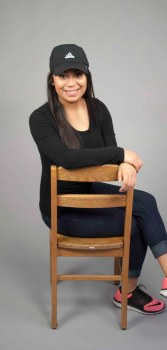 nataly sitting