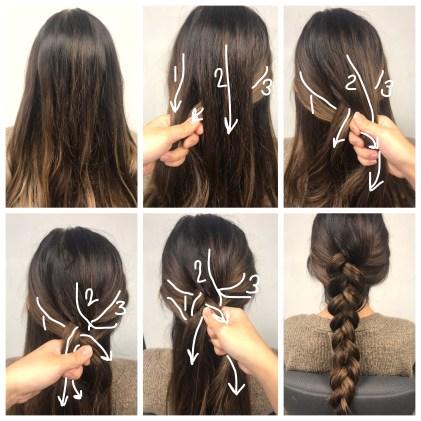 how to dutch braid arches