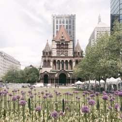 Copley Square. Picture by: Desi ayu