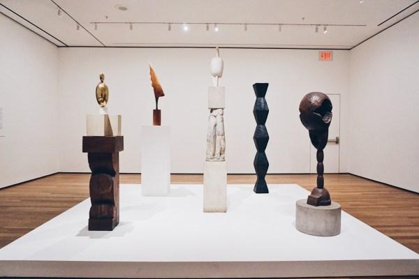 Inside Museum of Modern Art New York