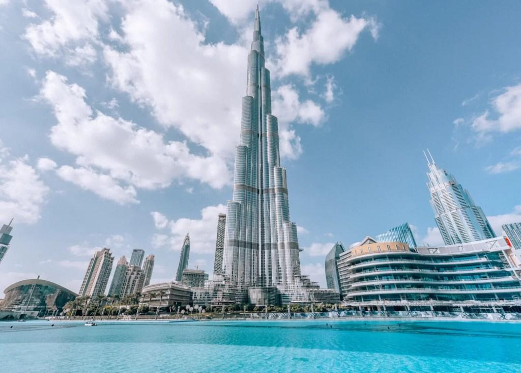 Architectural world records: Burj Khalifa