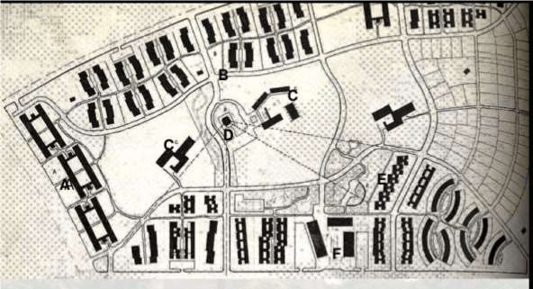 Planning of Chandigarh by Le Corbusier