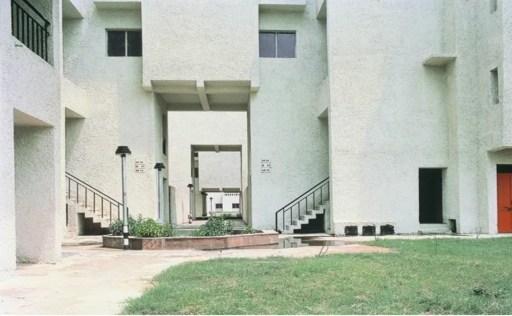Sheikh Sarai Housing by Raj Rewal, New Delhi
