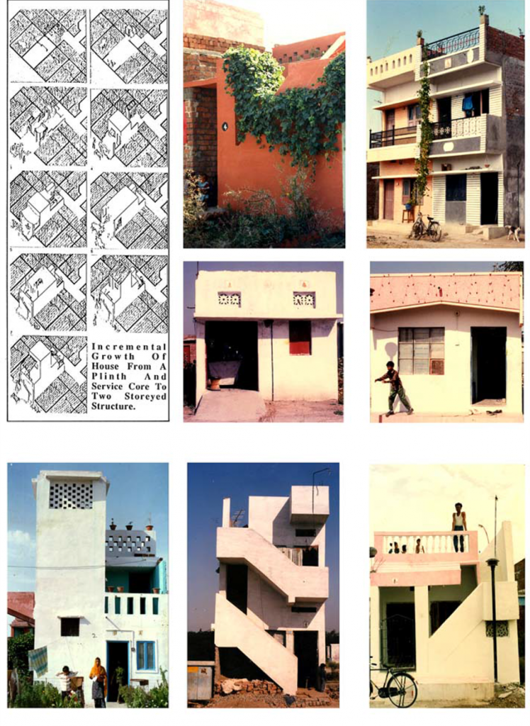 Housing as a toolkit: Aaranya Low-cost Housing by BV Doshi