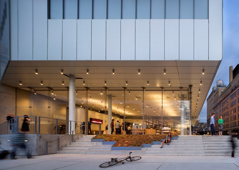 Museum as a piece of Art: The Whitney Museum of American Art