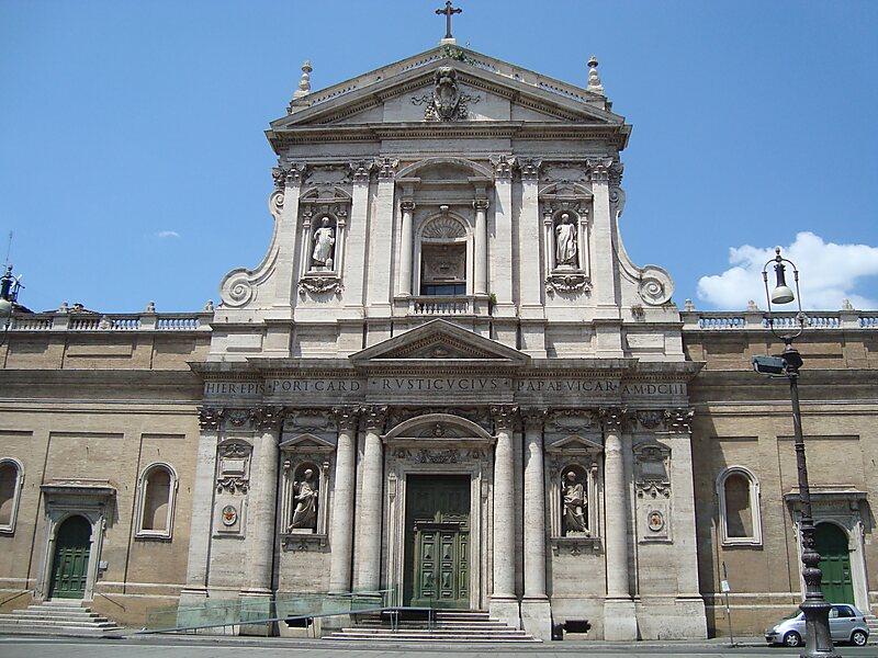 The history of architecture: Baroque architecture