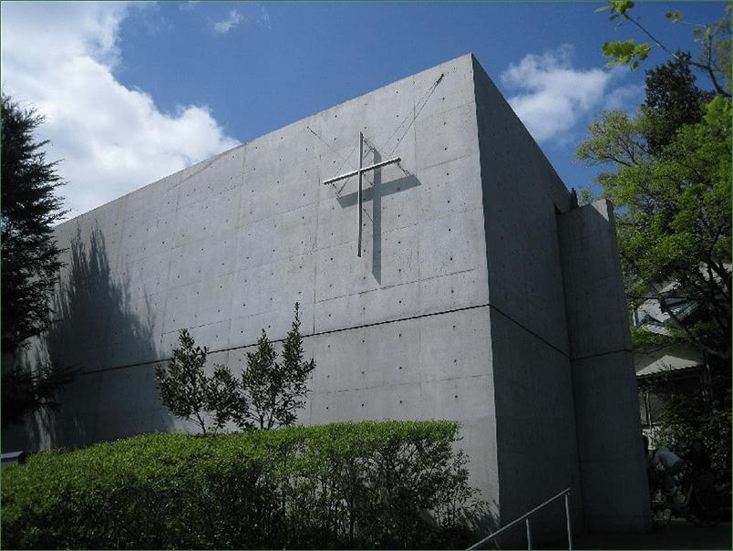The Church of Light by Tadao Ando