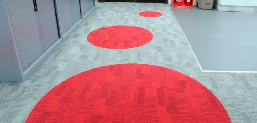 Interface Carpet Tiles Help Further Middlesex University's Sustainability Focus