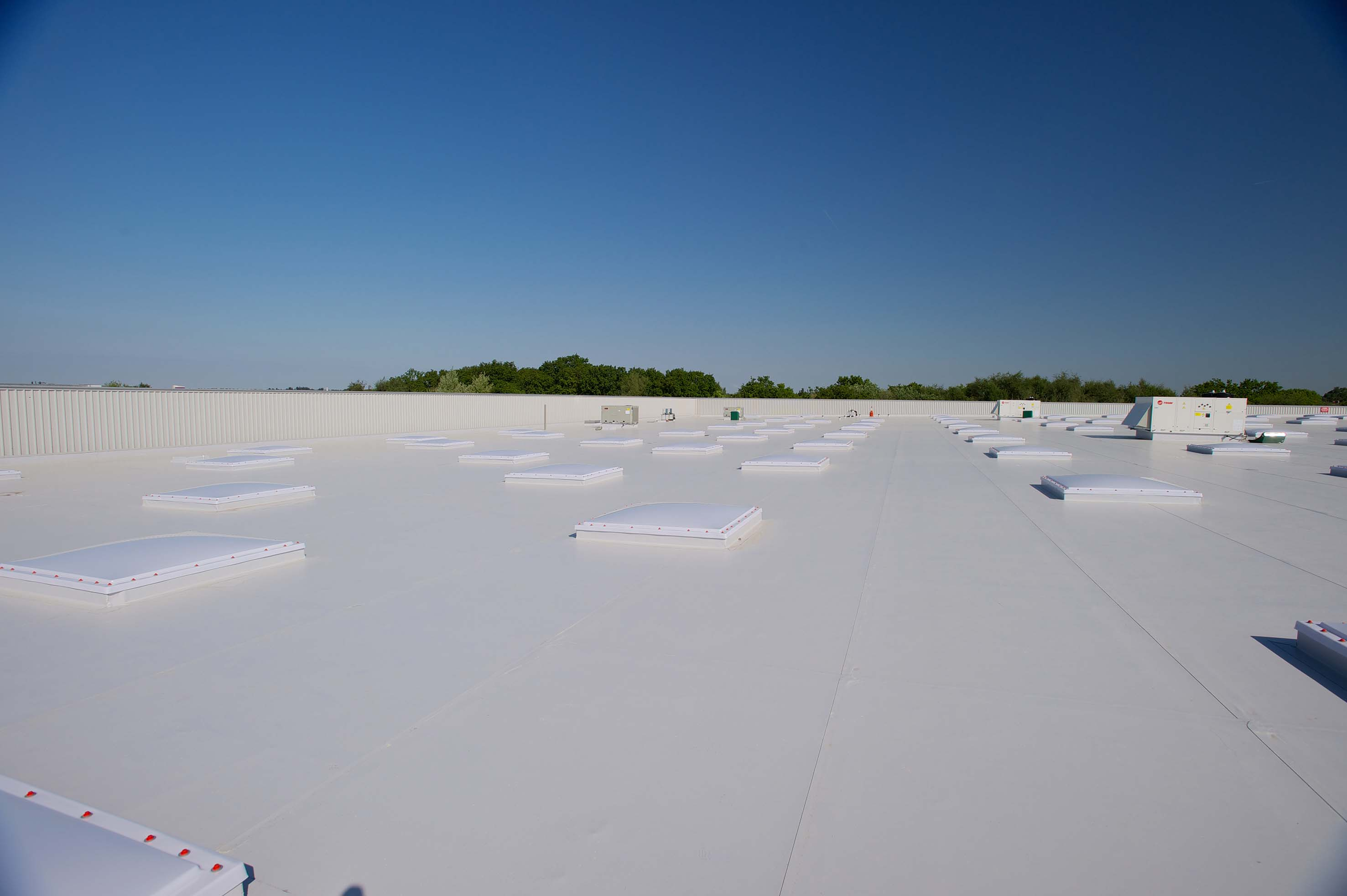 Sika Sarnafil Suits Large-Scale Installation - Archetech