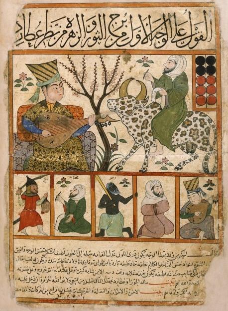 Egyptian Zodiac Taurus