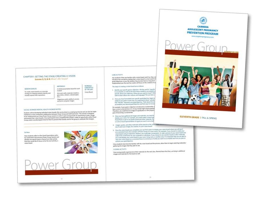graphic design sample Grade School Curriculum 11th