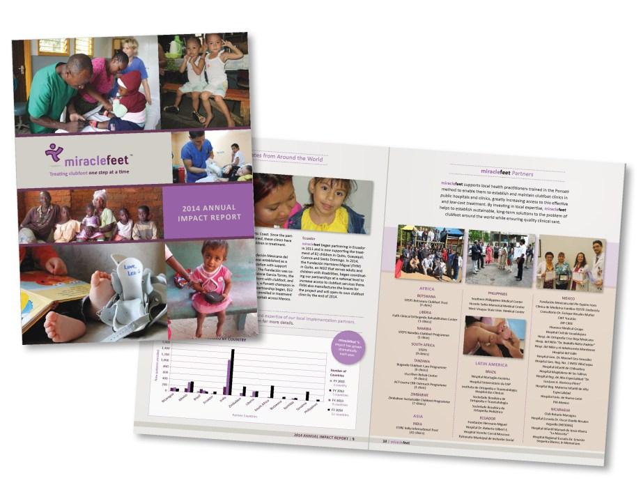 Graphic Design Firm Sample Annual Report