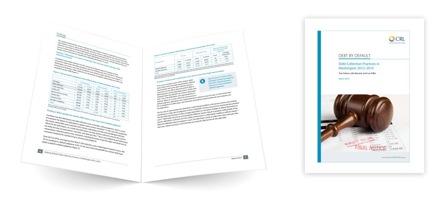 Debt Buyer report sample by archetype