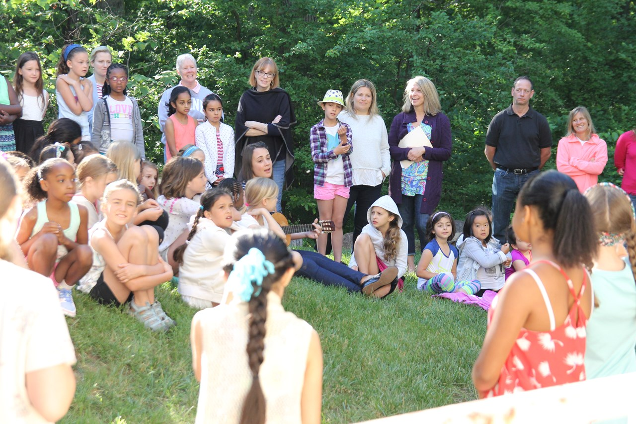 ArcheWild Supports Stuart Country Day School Curriculum With A New Learning Garden